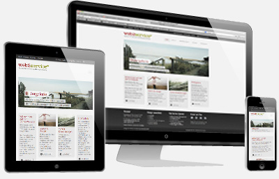 Fertiggestelltes Responsive Design