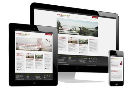 TYPO3 6.1, Responsive Webdesign, Grid-Layouts, News, etc.