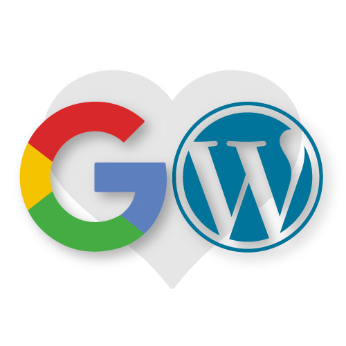 Google liebt WordPress