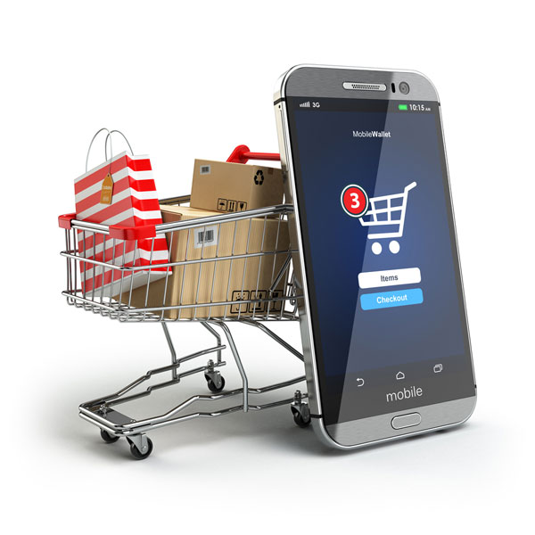 Mobile Shopping mit WooCommerce