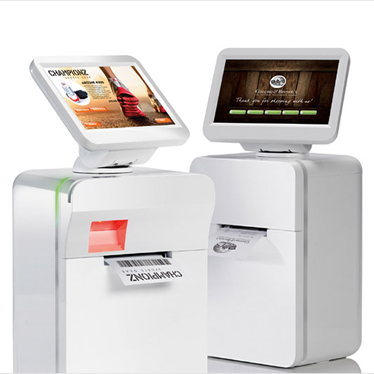 friendlyway a-scura 7 Kiosk Terminal